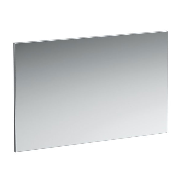 Laufen - Frame 25 Horizontal Mirror with Aluminium Frame - 1000 x 700mm Large Image