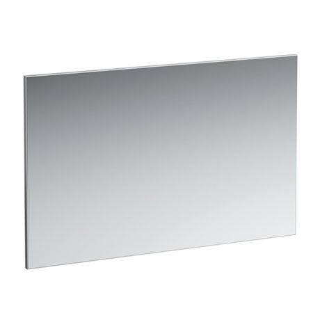 Laufen - Frame 25 Horizontal Mirror with Aluminium Frame - 1000 x 700mm