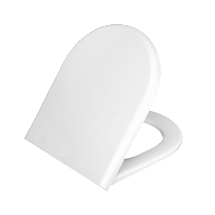 Vitra - Form 300 Close Coupled Toilet (Open Back) profile large image view 3