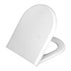 Vitra Form 300 Seat and Cover with Chrome Hinges profile small image view 1