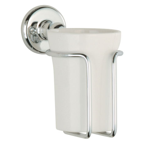 Roper Rhodes Avening Ceramic Toothbrush Holder - 4916.02