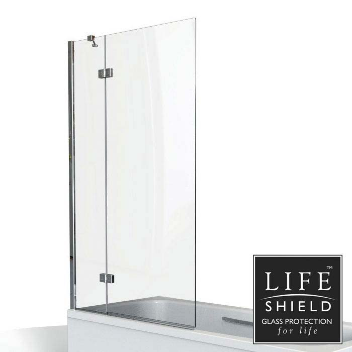 KUDOS Inspire 8mm Two Panel Out-Swing Bathscreen