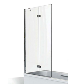 KUDOS Inspire 6mm Two Panel In-Fold Bathscreen