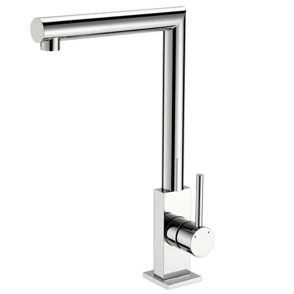 Francis Pegler Konik Single Lever Monobloc Sink Mixer - 4G3065 Large Image