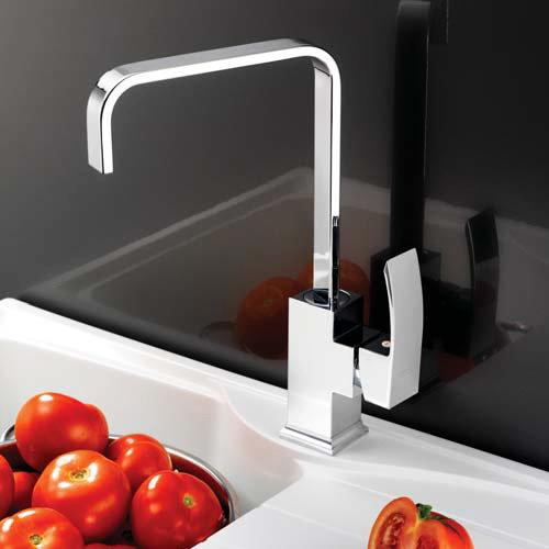 Francis Pegler Marina Single Lever Monobloc Sink Mixer - 4G3125 profile large image view 2
