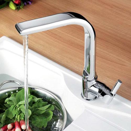 Francis Pegler Panacea Single Lever Monobloc Sink Mixer - 4P2006 profile large image view 2