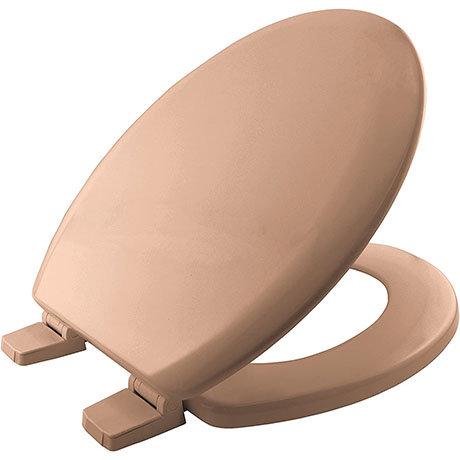 Bemis Chicago STA-TITE Toilet Seat - Pink - 5000ART263