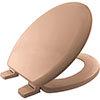 Bemis Chicago STA-TITE Toilet Seat - Pink - 5000ART263 profile small image view 1
