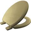 Bemis Chicago STA-TITE Toilet Seat - Pampas - 5000ART466 profile small image view 1