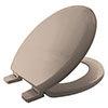 Bemis Chicago STA-TITE Toilet Seat - Soft Cream - 5000ART766 profile small image view 1