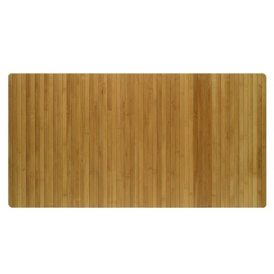 Kleine Wolke - Bamboo Wood Bath Mat - Nature - Various Size Options Profile Large Image