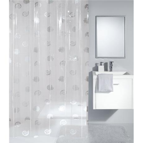 Kleine Wolke - Shelley PEVA Shower Curtain - W1800 x H2000 - 5099-116-305