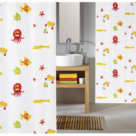Kleine Wolke - Bounty PEVA Shower Curtain - W1800 x H2000 - 5189-148-305