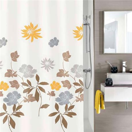 Kleine Wolke - Alice Polyester Shower Curtain - W1800 x H2000 - 5197-271-305