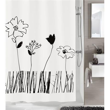 Kleine Wolke - Grace PEVA Shower Curtain - W1800 x H2000 - 5200-185-305
