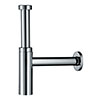 hansgrohe Basin Bottle Trap Flowstar S - Chrome - 52105000 profile small image view 1