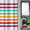 Kleine Wolke Select Polyester Shower Curtain W1800 x H2000mm profile small image view 1
