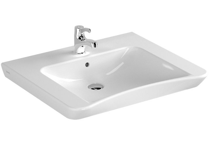 Vitra - S20 65cm Special Needs Accessible Basin - 1 Tap Hole Large Image
