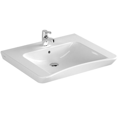 Vitra - S20 65cm Special Needs Accessible Basin - 1 Tap Hole