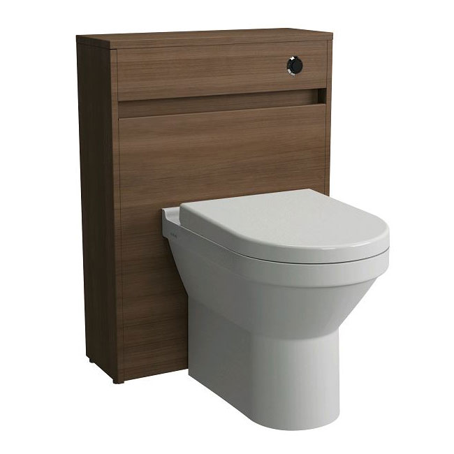 Vitra - S50 Back to Wall WC Unit with Concealed Cistern - 2 Colour Options Large Image