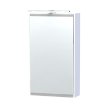 Miller - London 40 Mirror Cabinet - White Medium Image