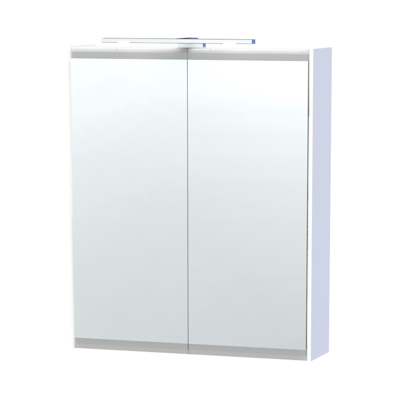 Miller - London 60 Mirror Cabinet - White - 53-2