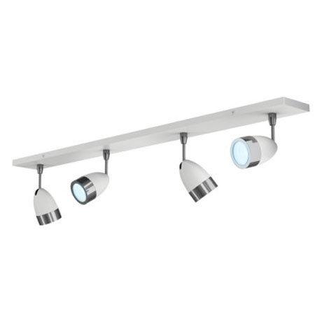 HIB Cirro 4 Lamp LED Spotlight - Cool White - 5310 Large Image