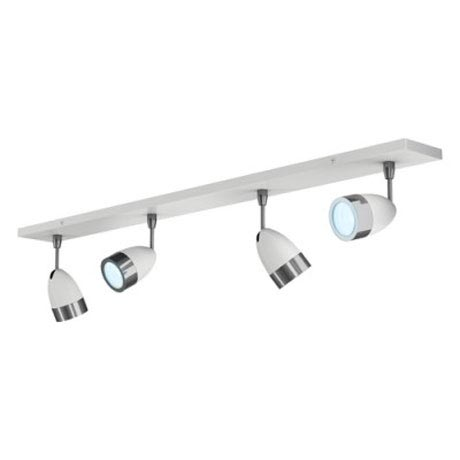 HIB Cirro 4 Lamp LED Spotlight - Cool White - 5310