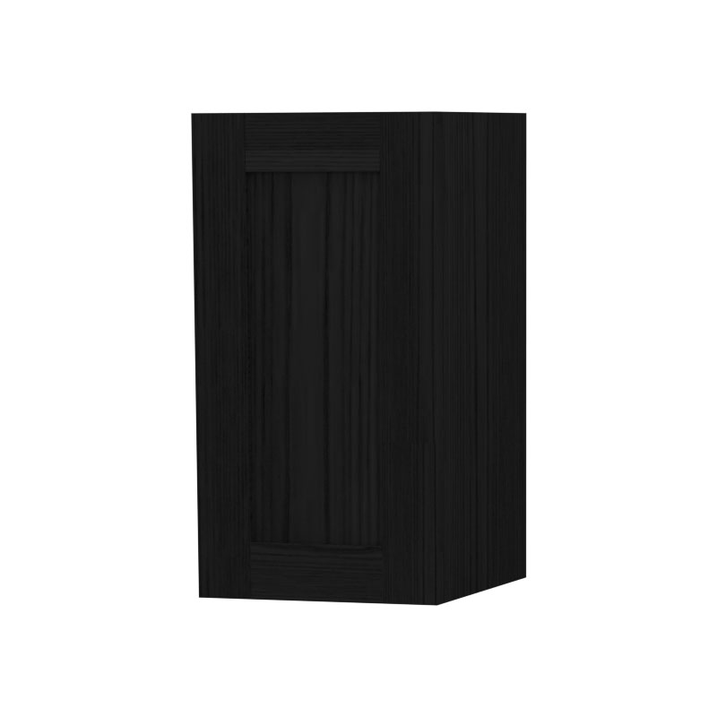 Miller - London Small Storage Cabinet - Black Large Image