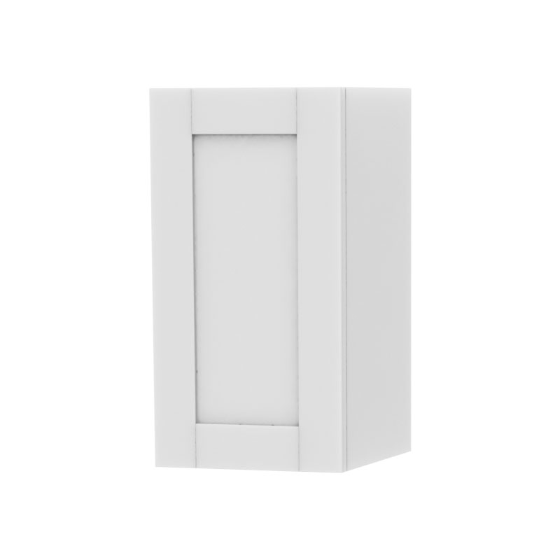 Miller - London Small Storage Cabinet - White Large Image