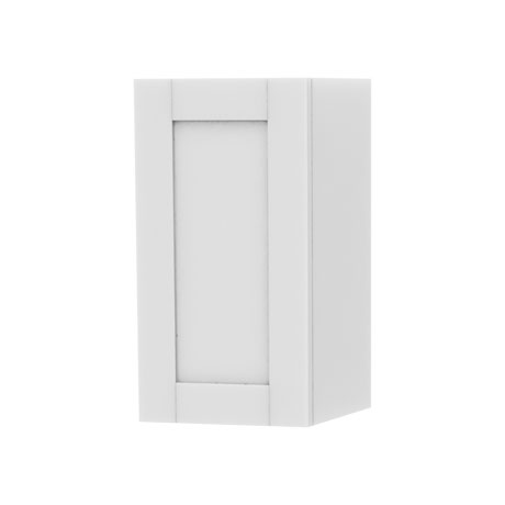 Miller - London Small Storage Cabinet - White