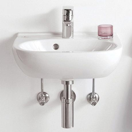 Villeroy and Boch O.novo 500 x 400mm 1TH Handwash Basin - 53605001