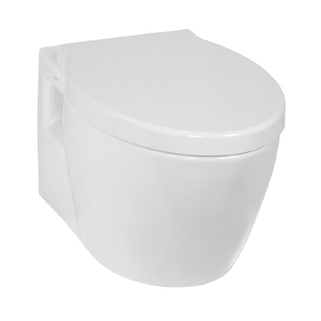 Vitra - Sunrise Wall Hung Wall Toilet Pan - 2 Seat Options