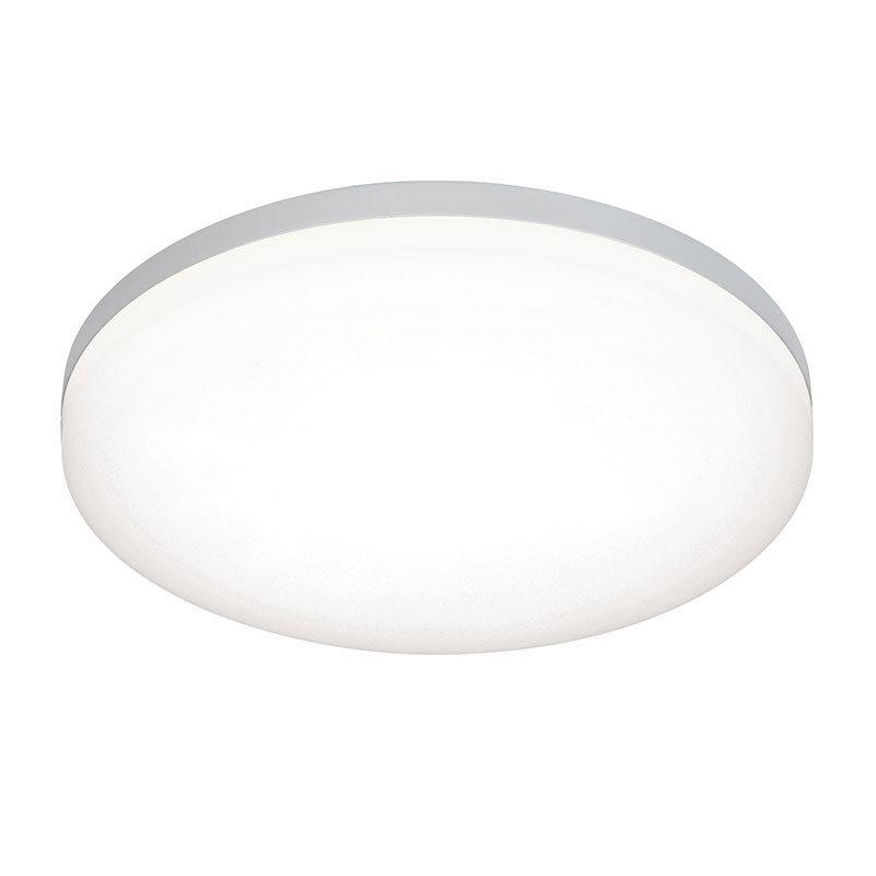 Saxby Noble LED Round Bathroom Light Fitting Large Image