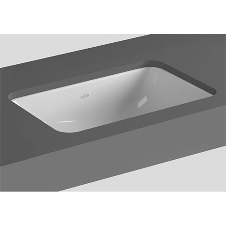 Vitra - S20 Under Counter Square Basin - 3 Size Options