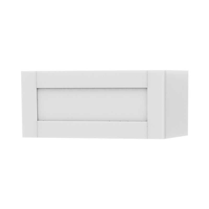 Miller - London Horizontal Storage Cabinet - White Large Image