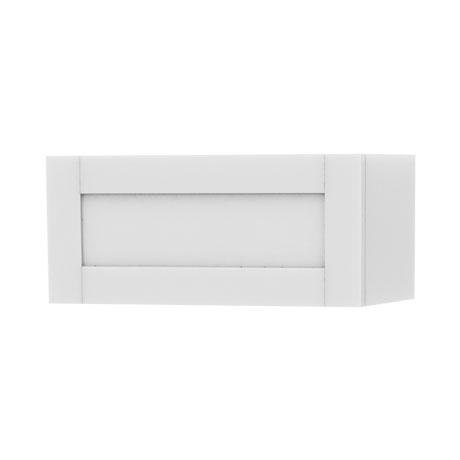 Miller - London Horizontal Storage Cabinet - White