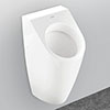 Villeroy and Boch Architectura Siphonic Urinal with Concealed Water Inlet - 55860001 profile small image view 1