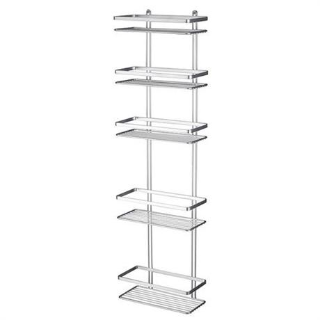 Satina - 5 Tier Rectangular Shower Tidy - 56690