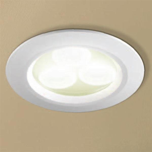 HIB White LED Showerlight - Warm White - 5810 Large Image