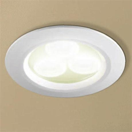 HIB White LED Showerlight - Warm White - 5810