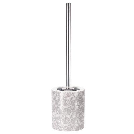 Kleine Wolke Spitze Porcelain Toilet Brush Holder - 5848-146-856