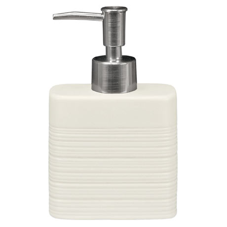 Kleine Wolke Raffi Dune Small Soap Dispenser - White - 5859-100-849