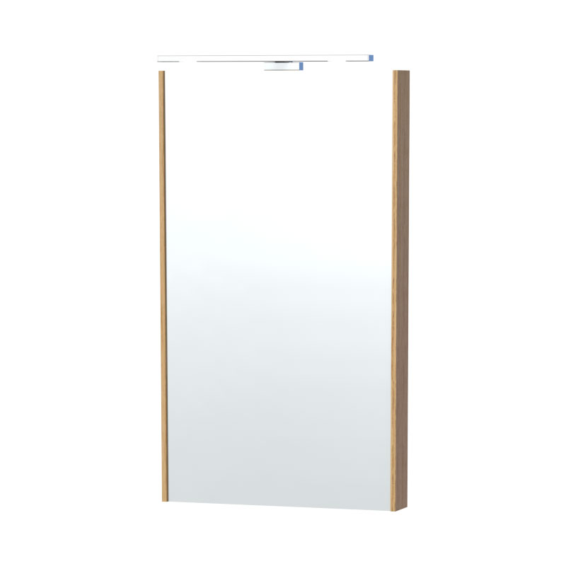 Miller - London 40 Mirror - Oak - 59-5 profile large image view 1