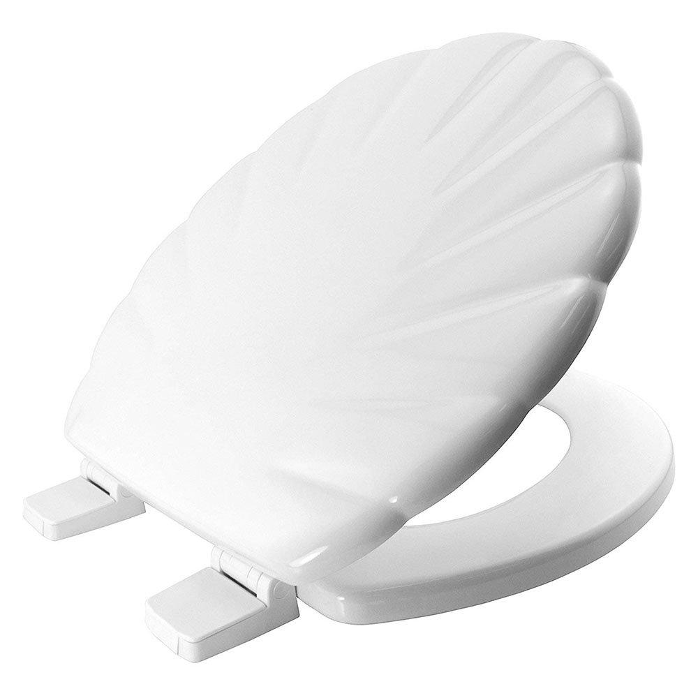 Bemis Shell STA-TITE Toilet Seat White - 5900ART000