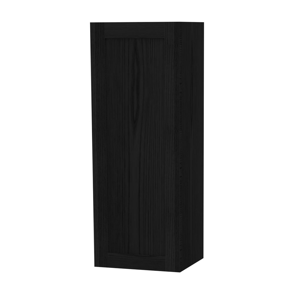 Miller - London Storage Cabinet - Black Large Image