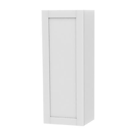 Miller - London Storage Cabinet with Door Storage - White