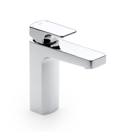 Roca L90 Chrome Basin Mixer excluding Waste - 5A3201C00