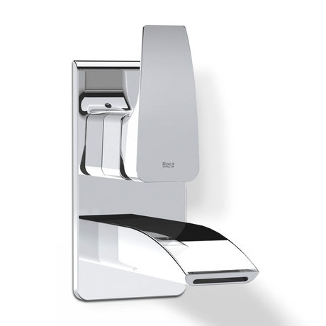 Roca Thesis Chrome Built-in Basin Mixer - 5A4750C00 Large Image
