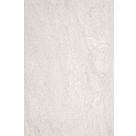 Moda Gloss Marble Effect Light Grey Wall Tiles - 30 x 45cm